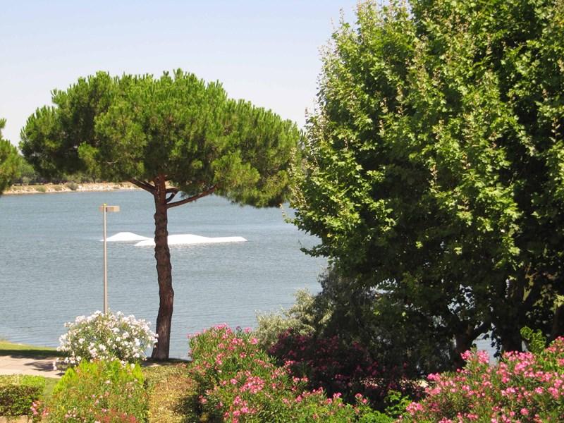 Vos vacances au calme, studio cabine belle vue sur