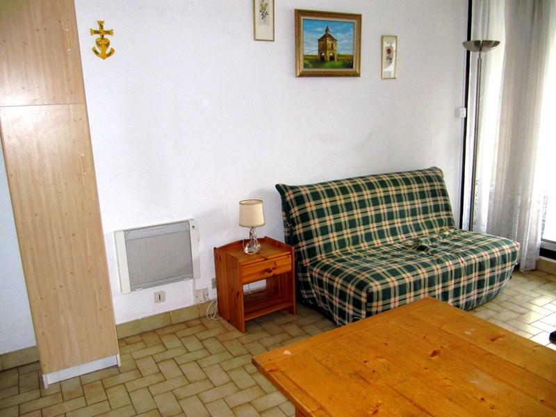 Studio cabine climatisé, proche port