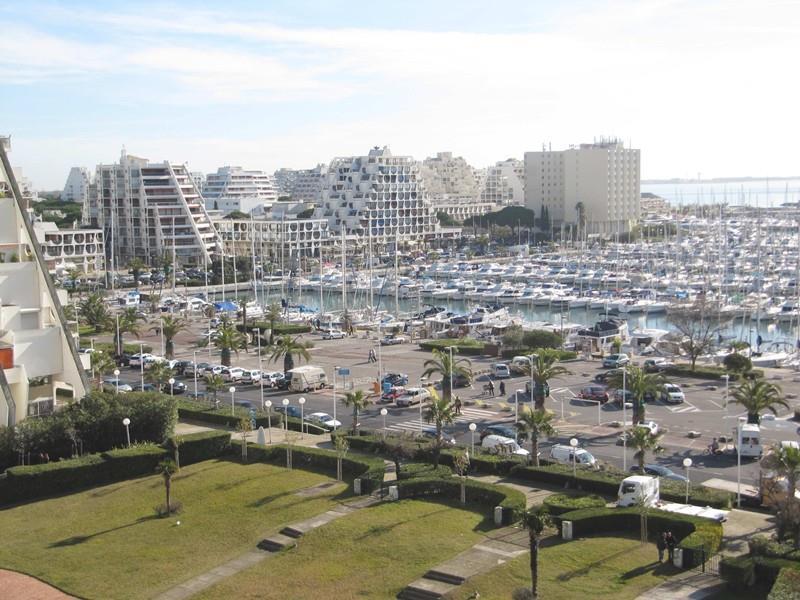 Grand P2 très belle vue dégagée sur le port et la