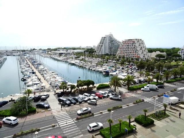 Vos vacances dans un magnifique P2 sur le Port !