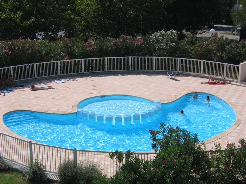 P2 proche plage, avec piscine !