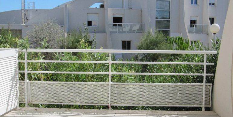 Vente appartement la grande motte  calme, proche de la plage