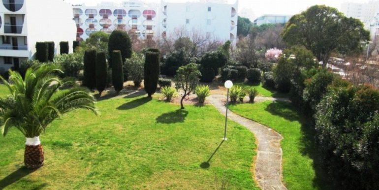 Vente appartement la grande motte  Deux pièces calme vue jardin